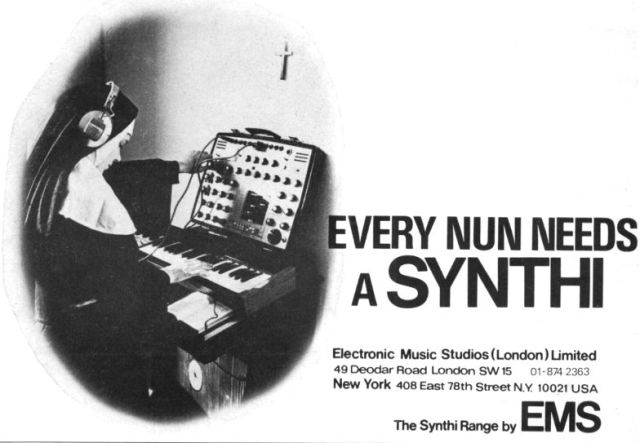 Profile: EMS and The English Synthesiser Revolution – [The Present